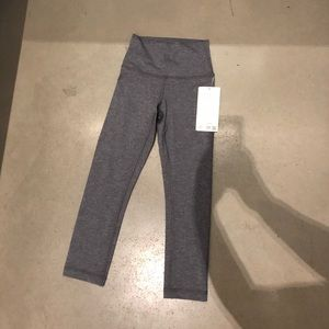 NEW WITH TAGS LULULEMON LEGGINGS